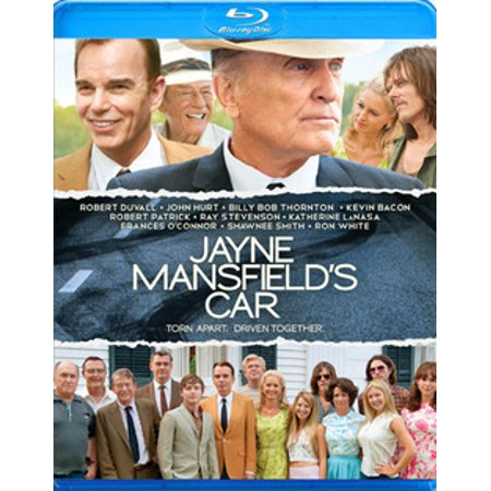 Jayne Mansfield's Car (Blu-ray) (Jayne Mansfield As The Clouds Drift By)