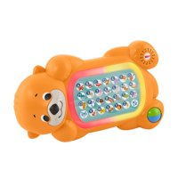 Award Winning Fisher-Price Linkimals A To Z Otter, Interactive Keyboard Baby Toy