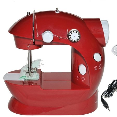 SM Mini Cordless Sewing Machine Walmart Inspiration Mini Sewing Machine Walmart