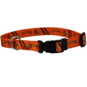 DoggieNation Cincinnati Bengals Dog Collar
