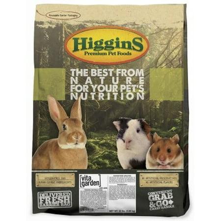 Higgins Vita Garden Rabbit Small Animal Food  22 Lb