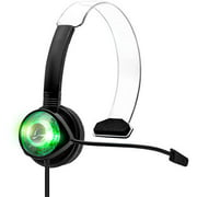 PDP Afterglow Wired Communicator for Xbox 360, Green