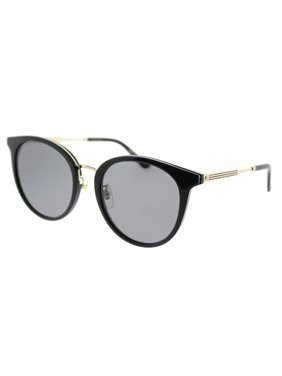 Gucci GG0204SK Plastic Fashion Sunglasses 56 mm