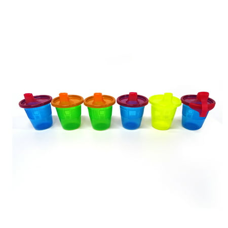 The First Years Take & Toss Hard Spout Sippy Cup, 6