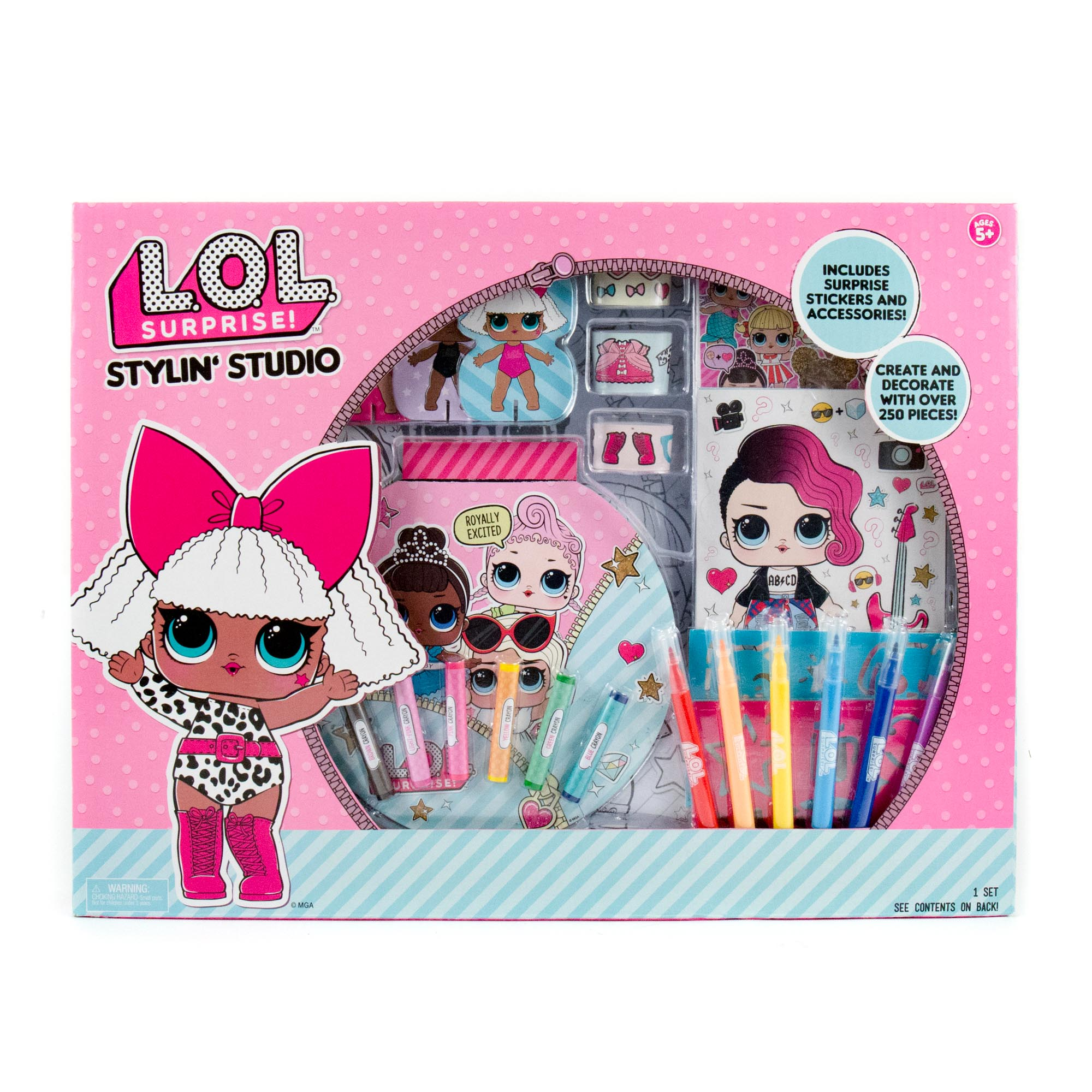 LOL Surprise Stylin' Art Studio by Horizon Group USA