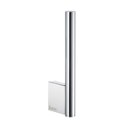 Smedbo Chrome Holder - Smedbo Air Spare Wall Mounted Toilet Paper Holder in Polished Chrome