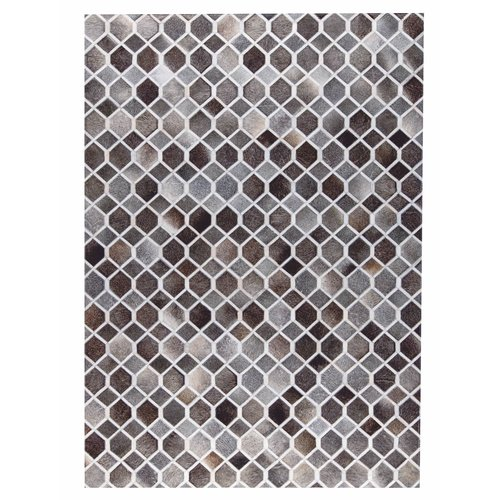 M.A. Trading Hydra Hand Woven Gray/White Area Rug