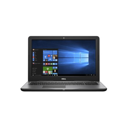 Dell Inspiron 15 5576 Notebook with AMD A10-9630P, 8GB 1TB HDD