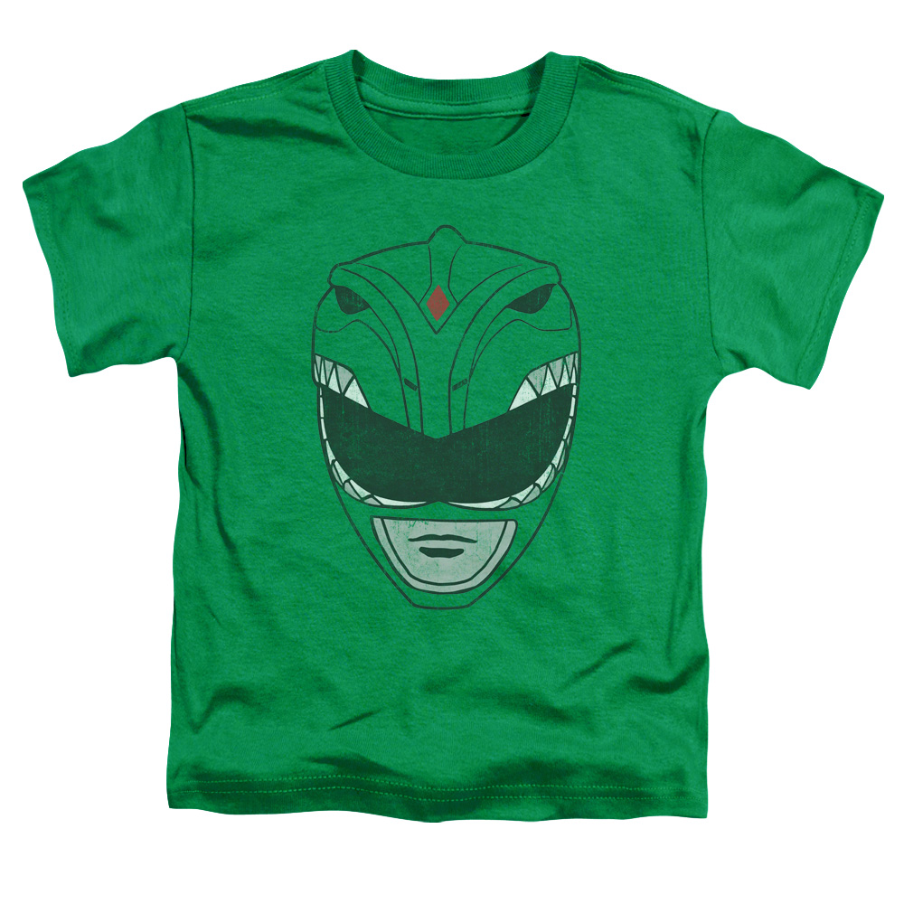 Power Rangers/Green Ranger S/S Toddler Tee Kelly Green   Pwr114