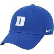 Duke Blue Devils Nike Heritage 86 Logo Performance Adjustable Hat - Royal - OSFA