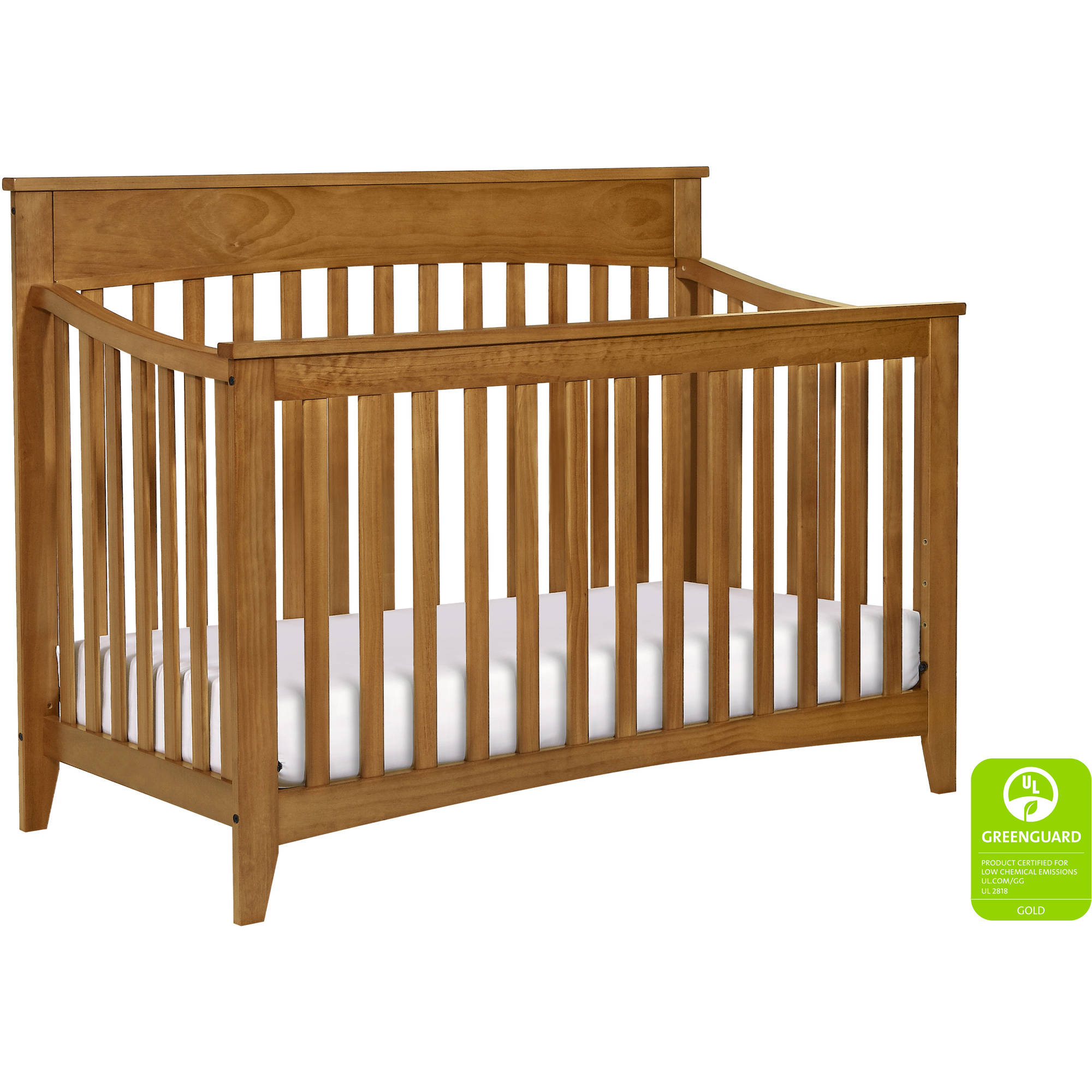 DaVinci Grove 4-in-1 Convertible Crib Chestnut