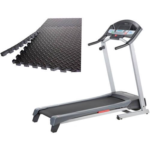 Weslo Cadence G 59 Treadmill With Bonus 6 Pc Puzzle Mat Bundle