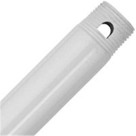 Hunter Fan 25138 Prolongateur Standard Extension - Blanc 24 In. - image 1 de 1