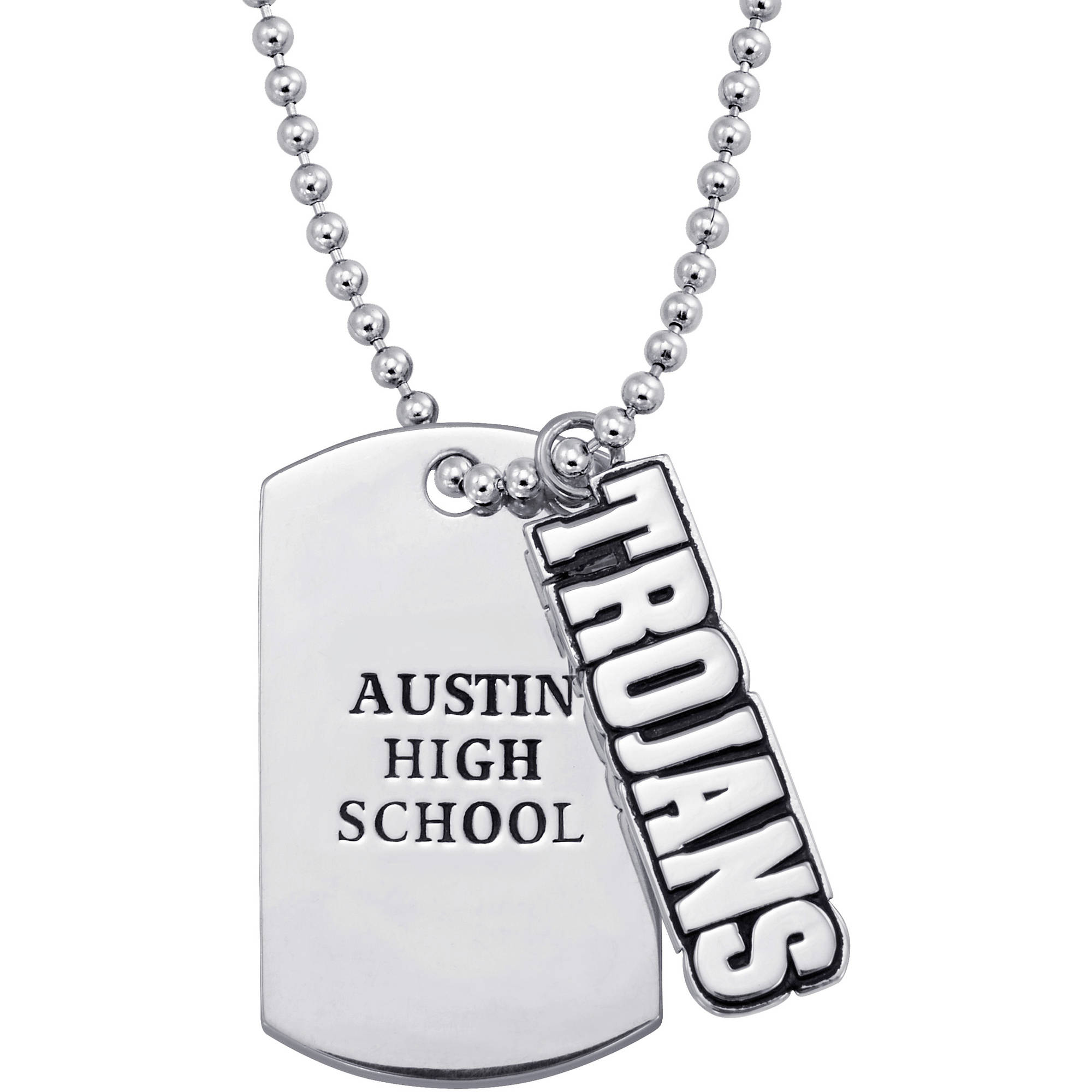 Keepsake Guys' High School Mascot Tag