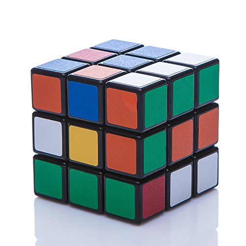 Rubik's Cube Easy Turning and Smooth PlayTurns Quicker and More Precisely Than Original; Best-selling 3x3 Cube; Super-durable With Vivid Colors;