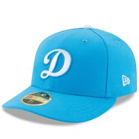 newest a7852 dac34 Product Image Los Angeles Dodgers New Era 2017 Players Weekend Low Profile 59FIFTY  Fitted Hat - Blue