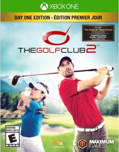 MAXIMUM GAMES Golf Club 2 (Xbox One)