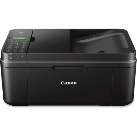 Canon 0013C022 PIXMA MX492 Inkjet Wireless Multifunction Printer/Copier/Scanner Fax Machine, White