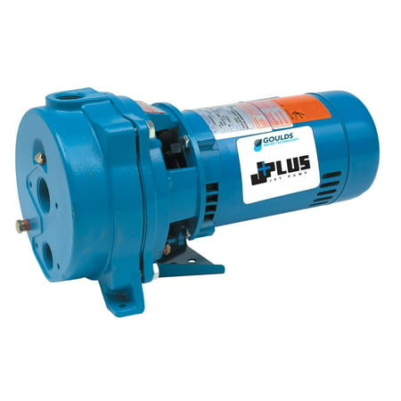 Goulds J5 Convertible Jet Pump - 115v/230v - 1/2 hp