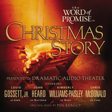 The The Word of Promise Audio Bible - New King James Version, NKJV: The Christmas Story -