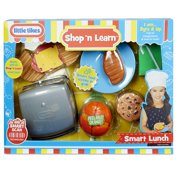 Shop 'N Learn Lunch, Pretend play lunch-themed set with interactive food & accessories By Little Tikes