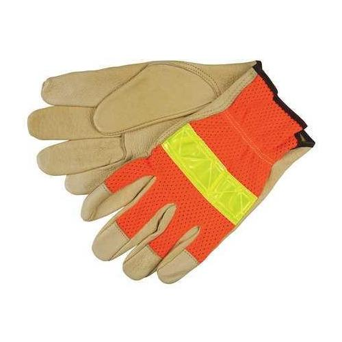 Memphis Glove Size 2XL Leather Driver's Gloves,34111XXL