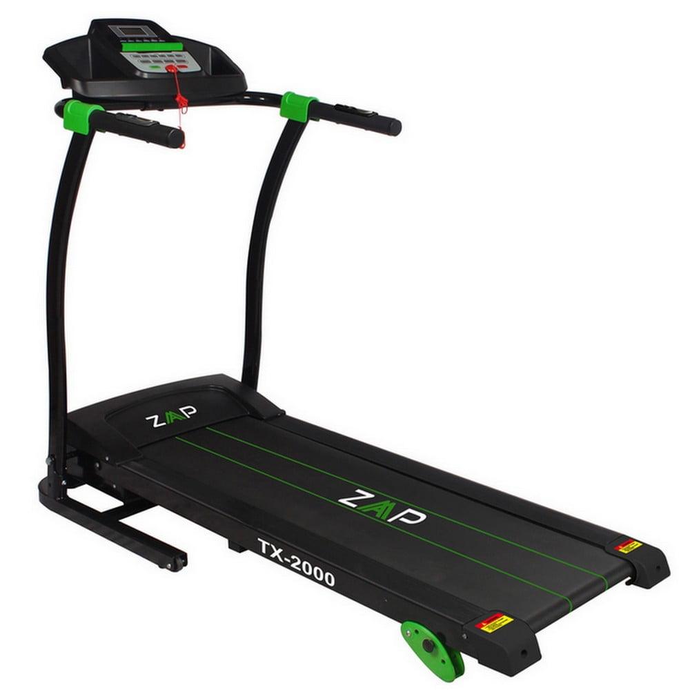 ZAAP TX2000 1100W Electric Motorized Treadmill Running Ma...