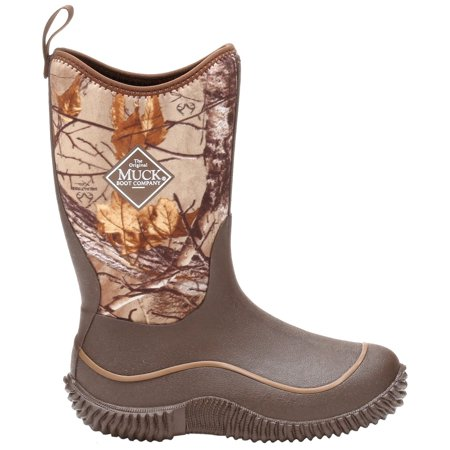 d6d0294ad38 Muck Boot Kids  Hale Insulated Rubber Hunting Boots (Realtree Xtra ...