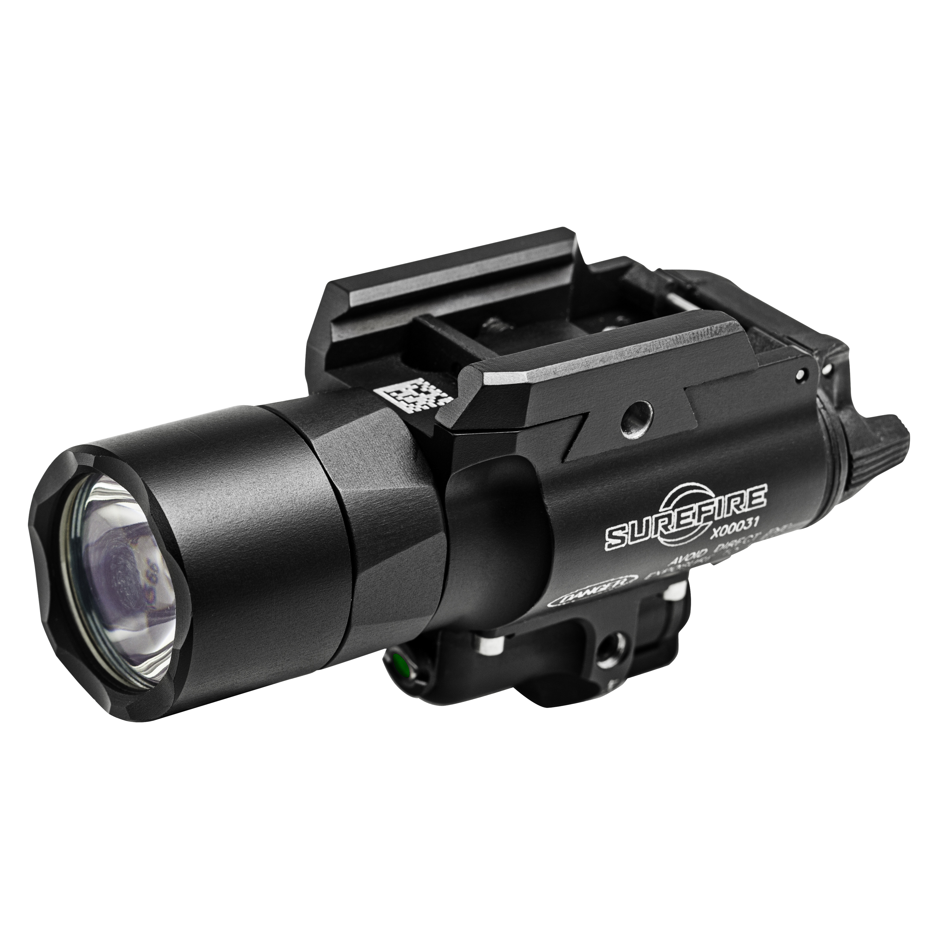 SUREFIRE X400U-A-GN Weaponlight and Green Laser,