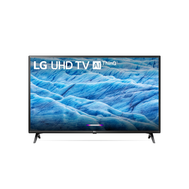 "LG 49"" Class 4K (2160) HDR Smart LED AI UHD TV W/ThinQ 49UM7300PUE 2019 Model"
