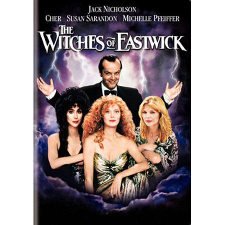 The Witches Of Eastwick (DVD)](Halloween Movies 3 Witches)