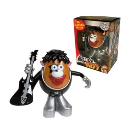 (KISS Paul Stanley Mr. Potato Head, Collect all 4 By Promotional Partners Worldwide)