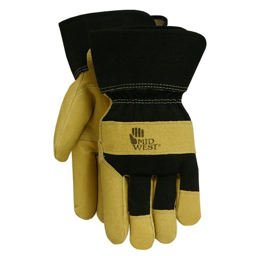 Midwest Gloves Men's Leather Gloves