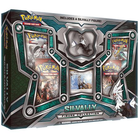 Pokemon Silvally Figure Collection - Natural Gift Pokemon