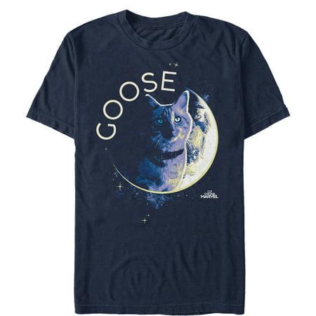 Marvel Men's Captain Marvel Moon Goose Cat