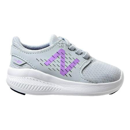 bff0c816 Newbalance - New Balance Fuelcore Coast V3 Infants Shoes Grey/Pink ...