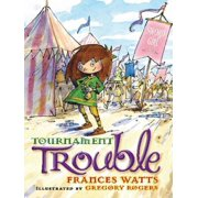 Tournament Trouble: Sword Girl Book 3 - eBook