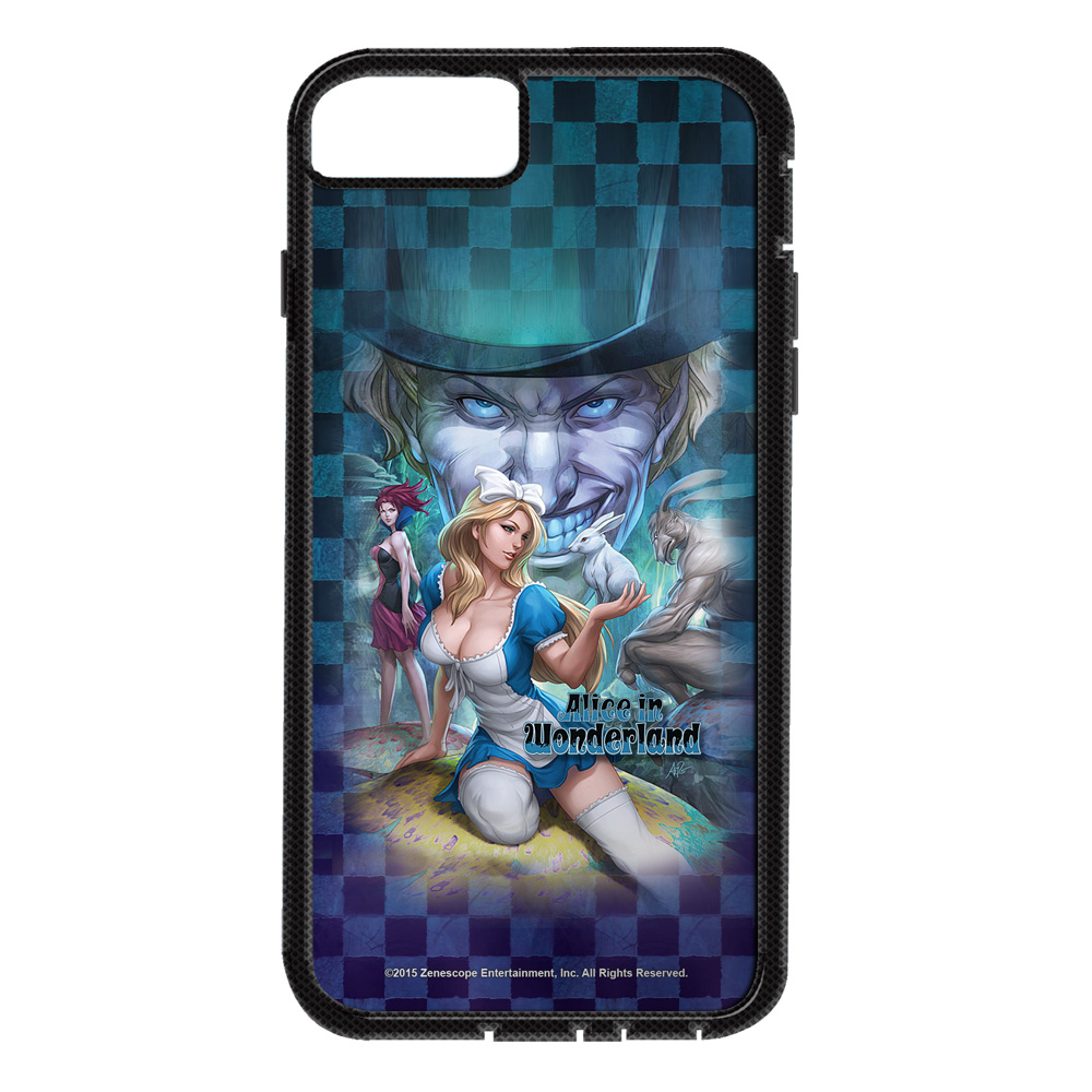 Zenescope Alice Smartphone Case Tough Xtreme (Iphone 5) White Ip5