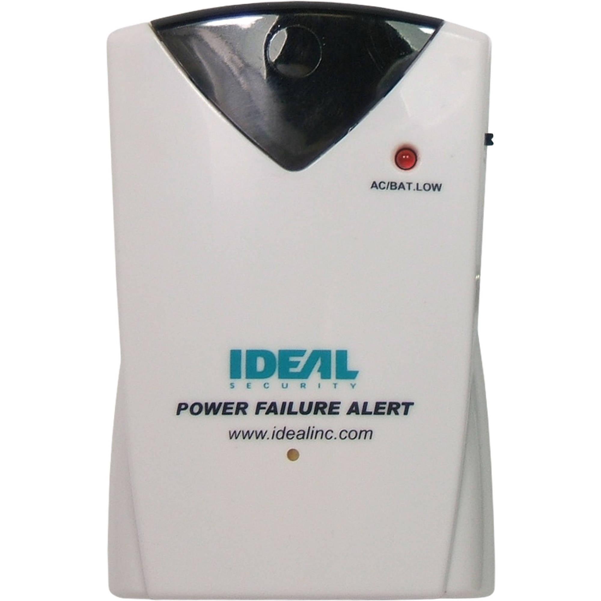 Wireless Power Failure Sensor with 90dB Alarm