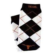 Little Big Fan Univ Of Texas Arm & Leg Warmers - Argyle