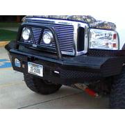 Ranch Hand BTF051BLR Legend BullNose Series Front Bumper