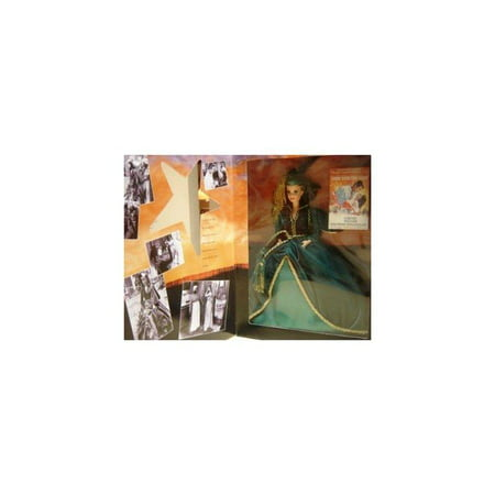 Hollywood Legends Collection Barbie Doll Scarlett O'Hara in Green Drapery (Hollywood Collection Doll)