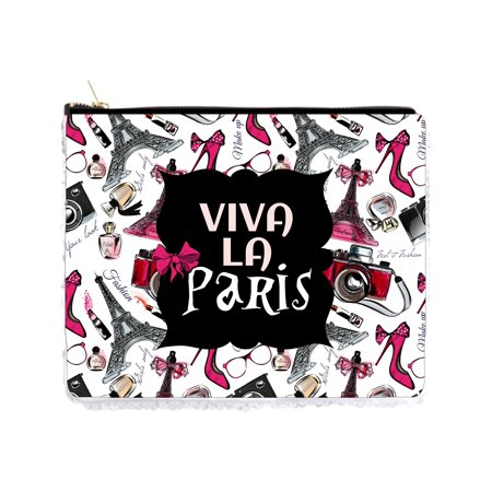 Viva La Paris - Parisian Themed Print - 6.5