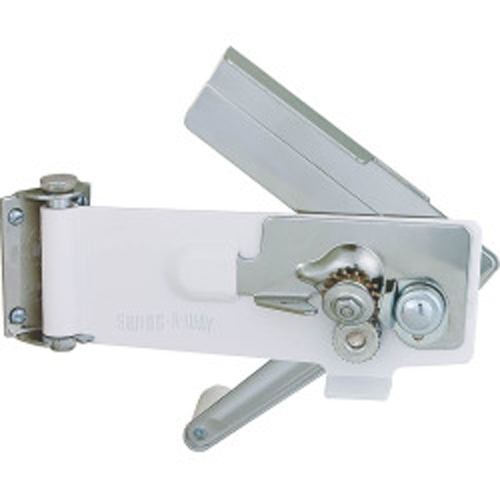 LIFETIME BRANDS 609WH White Wall Can Opener