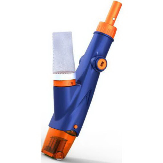 aqua first ne4482 tornado pool vacuum handheld battery powered cleaner. Black Bedroom Furniture Sets. Home Design Ideas