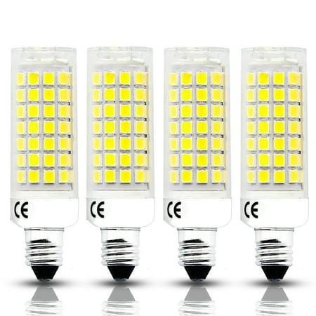 Bonlux Dimmable E11 Mini Candelabra Led Light Bulb 7w 60w