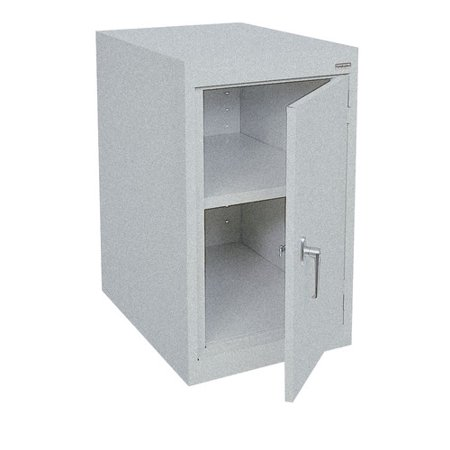 Sandusky Lee Elite Series Desk Height Storage Cabinet with Adjustable Shelf, 18
