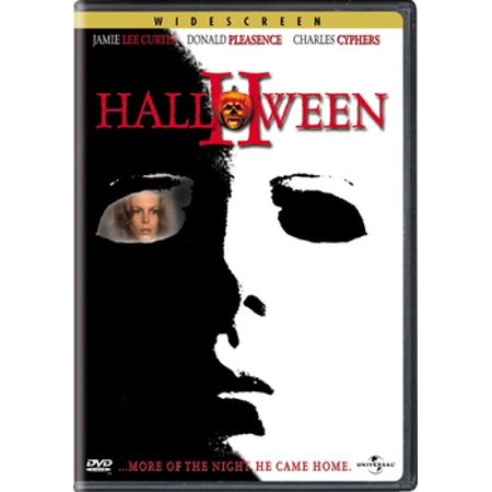 Two Halloween Headstones (Halloween II (DVD))