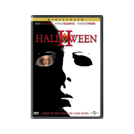 Halloween II (DVD) - Not Too Scary Halloween Movies