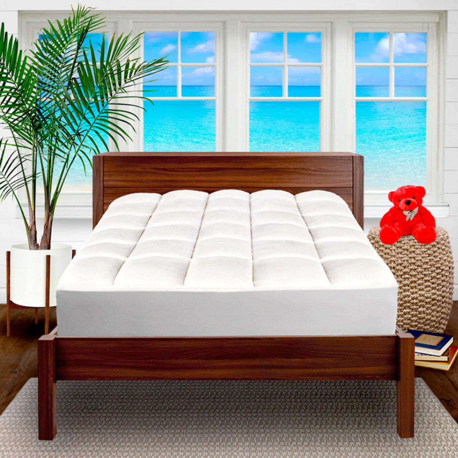 Bare Home Premium Mattress Pad